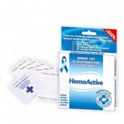 HemoActive - test wykrywający krew utajoną w kale 1op.