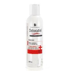 Seboradin Kuracja przeciw wypadaniu i przerzedzaniu się włosów balsam 200 ml