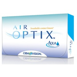 Air Optix Aqua soczewki 30 dniowe 6szt.