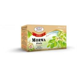Herbatka ziołowa Morwa Biała saszetki 20sasz.