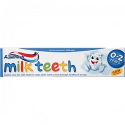 Aquafresh Milk Teeth pasta do zębów 50ml