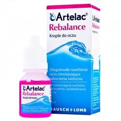 Artelac Rebalance krople do oczu 10ml