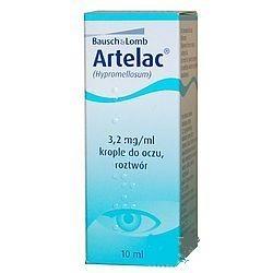 Artelac krople do oczu 10ml