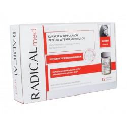 Radical Med kuracja przeciw wypadaniu włosów dla kobiet 15 ampułek