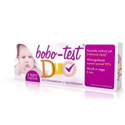Bobo - test DUO test ciążowy strumieniowy + płytkowy 1op.