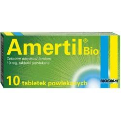 Amertil Bio tabletki powlekane 10 tabl.