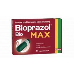 Bioprazol Bio Max 20 mg kapsułki twarde 14 kaps.