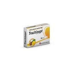 Trachisept miód i cytryna pastylki 16 past.
