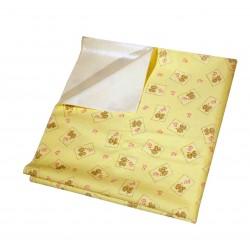 Podkład higieniczny z podgumowanej frotki 75 cm x 75 cm 1 szt.