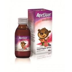 Apetizer syrop o smaku malinowo - porzeczkowym 100 ml