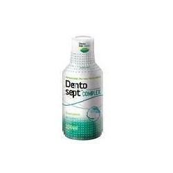 Dentosept Complex płyn do codziennej ochrony jamy ustnej 250 ml