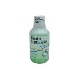 Dentosept Complex Junior płyn do codziennej ochrony jamy ustnej 250 ml