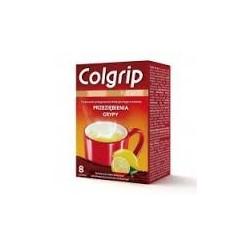 Colgrip Hot Active saszetki 8 sasz.