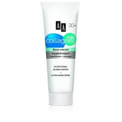 AA Collagen Hial + Baza-serum wygładzające 30+ 50 ml