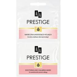 AA Prestige Maseczka łagodząco-kojąca 2x5 ml