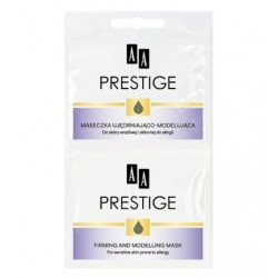 AA Prestige Maseczka Ujędrniająco-modelująca 2x5 ml