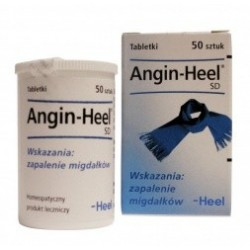 Angin-Heel® SD tabletki 50 tabl.