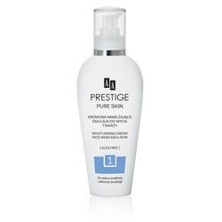 AA Prestige Pure Skin Kremowa nawilżająca emulsja do mycia twarzy 200 ml
