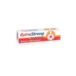 ExtraStrong balsam rozgrzewajacy bezzapachowy 40g