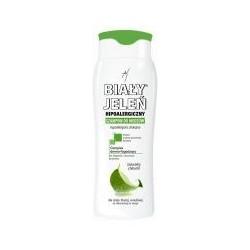 Biały Jeleń szampon z naturalnym chlorofilem 300ml
