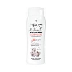 Biały Jeleń szampon z czystą bawełną 300ml