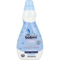 Bobini Baby koncentrat do płukania ubranek niemowlęcych i dziecięcych 1l