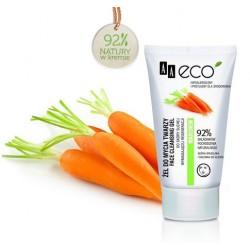 AA Eco Marchew żel do mycia twarzy 125 ml