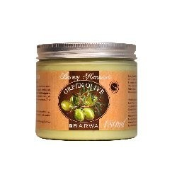 Barwy Harmonii Green Olive Masło oliwkowe 180ml