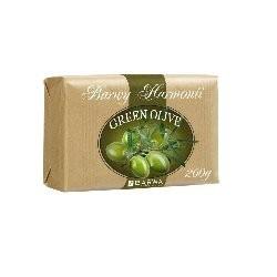 Barwy Harmonii Green Olive Mydło oliwkowe 200g
