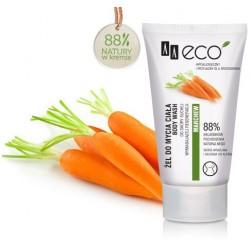AA Eco Marchew żel do mycia ciała 150 ml