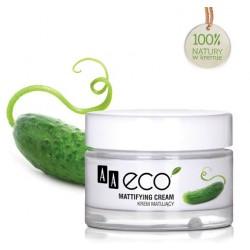 AA Eco Ogórek krem matujący 50 ml