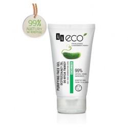 AA Eco Ogórek oczyszczający żel do mycia twarzy 125 ml