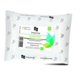 AA Intymna Comfort Chusteczki do higieny intymnej 20 szt.