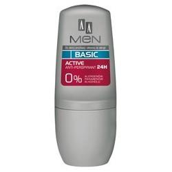 AA Men Basic Active anti-perspirant 50 ml