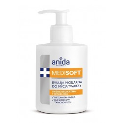 Medisoft  emulsja micelarna do mycia twarzy 300 ml