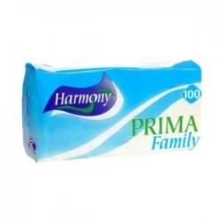 Prima Family chusteczki higieniczne w woreczku 100szt.