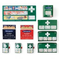 Wkłady zapasowe do apteczki pierwszej pomocy Cederroth 492640 1kpl.