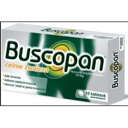 Buscopan 10 mg tabletki powlekane 10 tabl.