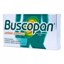 Buscopan 10 mg tabletki powlekane 20 tabl.