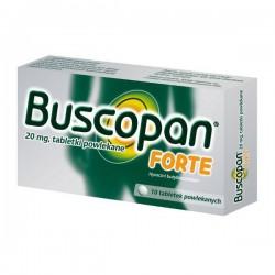 Buscopan Forte 20 mg tabletki powlekane 10 tabl.
