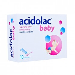 Acidolac Baby  saszetki 10 sasz.
