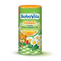 BoboVita Herbatka z melisy, rumianku i lipy 200g