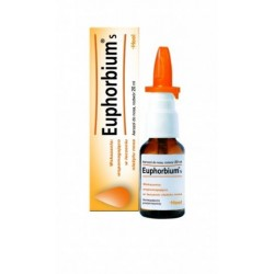 Euphorbium S aerozol do nosa 20 ml