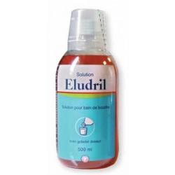 Eludril classic płyn do płukania jamy ustnej 500 ml