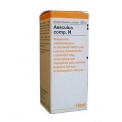 Aesculus comp. N krople doustne 30 ml