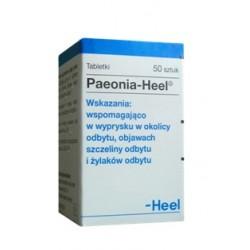 Paeonia-Heel tabletki 50 tabl.
