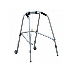 Balkonik Rehabilitacyjny 2 Kołkowy Ułatwiający Chodzenie Osobom Starszym 1szt.