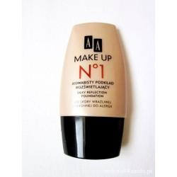 AA Make Up No 1 Jedwabisty podkład rozświetlający 30 ml