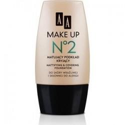 AA Make Up No 2 Matujący podkład kryjący 30 ml
