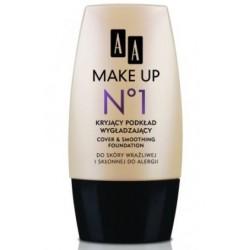 AA Make Up Kryjący podkład wygładzający No 1 30 ml